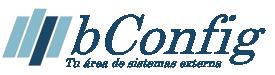 bConfig logo